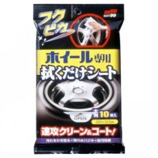 Wheel Cleaning Wipe - Soft99