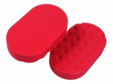 CCS Red Foam Hand Pad (Finishing) - Lake Country