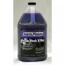 Purple Wash'N Wax 3,78L - Insta Finish