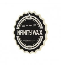 Hanging Air Freshener Cherry - Infinity Wax