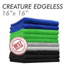Creature Edgeless Green 40x40cm - The Rag Company