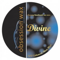 Divine SIO2 Show Wax 50ml - Obsession Wax