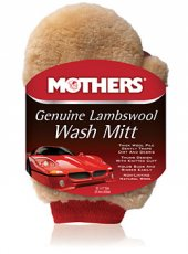 Genuine Lambswool Wash Mitt - Mothers