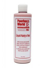 Liquid Natty's Red 473ml - Poorboy's