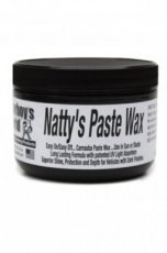 Natty's Paste Wax Black 227g - Poorboy's