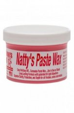 Natty's Paste Wax Red 227g - Poorboy's
