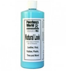 Natural Look 946 ml - Poorboy's