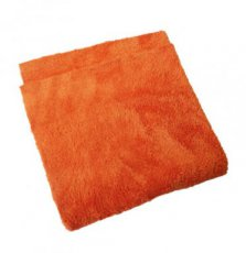 Orange Canary Extra Soft Buffing 40x40cm - Mammoth