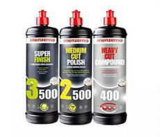 Polish 250ml Kit - Menzerna