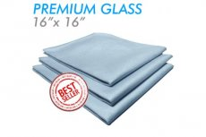 Premium Microfber Glass 40x40cm - The Rag Company
