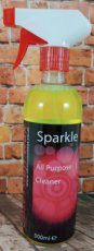 Sparkle All Purpose Cleaner 500ml - Obsession Wax