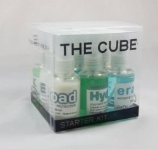 The Cube Sample Box - CarPro